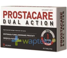 Prostacare Dual Action 60 tabletek