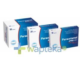 Paracetamol APTEO MED 0,5 g 50 tabletek