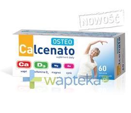 Calcenato OSTEO 60 tabletek