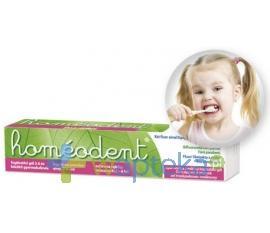 Boiron Homodent żel do zębów dla dzieci 50 ml