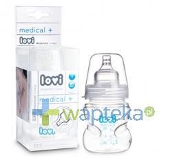 Butelka niemowlęca medical+ 0+m 150 ml LOVI  59/213 11883