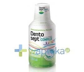 Dentosept Complex Junior miętowy 250ml - Data ważności 30-11-2017