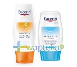 EUCERIN SUN Mleczko ochronne Extra Light SPF 50 150 ml