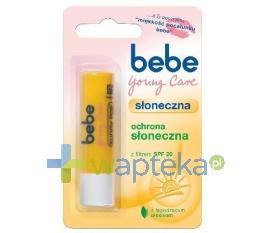 BEBE Young Care Szminka Słoneczna SPF 20 4,9g