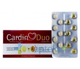 Cardin Duo 28 tabletek i 28 kaspułek VitaDiet