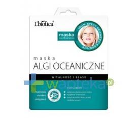 Lbiotica maska na tkaninie algi oceaniczne 1 sztuka
