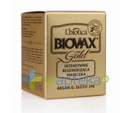 BIOVAX maseczka GOLD do pielęgnacji każdego rodzaju włosów 125ml