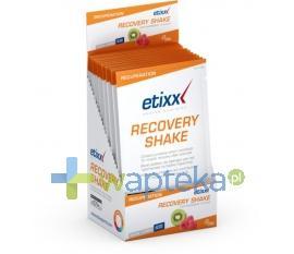 Etixx Recovery Shake 1 saszetka 50g - do każdego zamówienia bidon lub shaker ETIXX GRATIS !!! - Krótka data ważności 31-01-2017 WYPRZEDAŻ