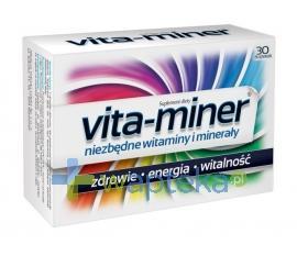 Vita-miner 30 tabletek
