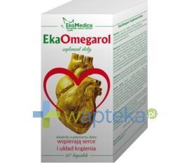 EkaOmegarol Omega Forte EkaMedica 60 kapsułek - Data ważności 30-05-2017