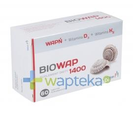 Biowap 1400 tabletki 60 sztuk