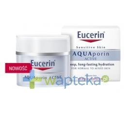 EUCERIN AQUAPORIN ACTIVE  Krem nawilżający do skóry normalnej i mieszanej 40ml