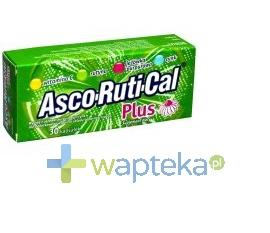 Ascorutical Plus 30 kapsułek