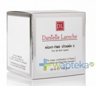 DANIELLE LAROCHE Krem na noc z witaminą C 50 ml