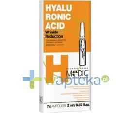 MEDIC HYALURONIC ACID Ampułki płyn 7 x 2 ml
