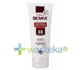 BIOVAX BB Odżywka do włosów 60 sekund włosy farbowa 200ml