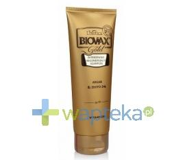 BIOVAX Szampon GOLD wygładzanie 200 ml