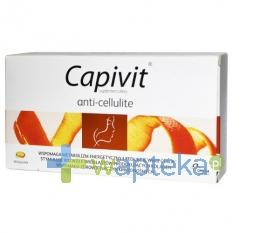 Capivit Anti-cellulite 30 kapsułek - Krótka data ważności 28-02-2017