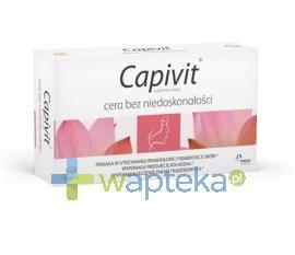 CAPIVIT cera bez niedoskonałości 30 kapsułek