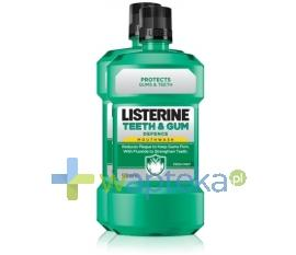 LISTERINE Teeth & Gum Defence Duopack 2 x 500ml