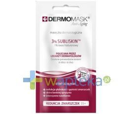 DERMOMASK Anti-Aging Maseczka redukująca zmarszczki 35+ 12 ml