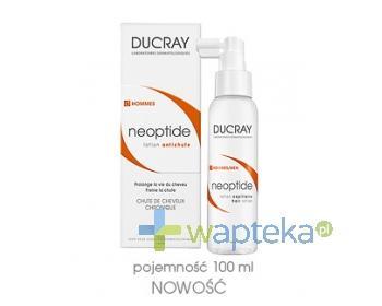 DUCRAY NEOPTIDE MEN Płyn Przeciw wypadaniu włosów spray 100ml