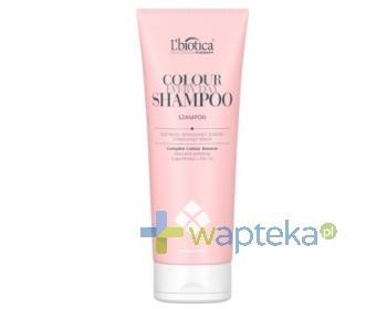 LBIOTICA Colour Professional Therapy Szampon włosy farbowane 250ml - Kupując 2 produkty Lbiotica Professional Therapy otrzymasz Szczotkę GRATIS