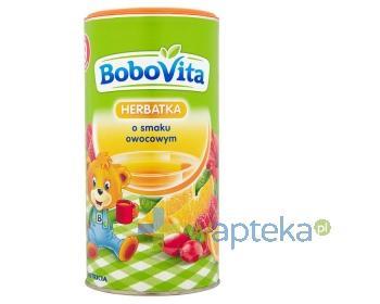 BoboVita Herbatka o smaku owocowym po 9 miesiącu 200 g