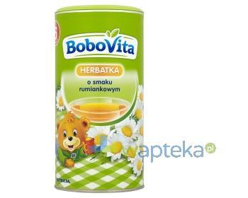 BoboVita Herbatka o smaku rumiankowym po 6 miesiącu 200 g