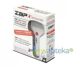 Grzebień elektroniczny przeciwko wszom i gnidom ZAP X Z100