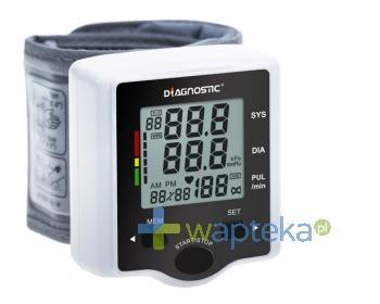 Ciśnieniomierz Diagnostic DR-505 IHB+ automatyczny nadgarstkowy