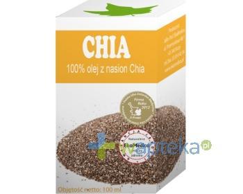 Olej Chia 100% EkaMedica 100 ml