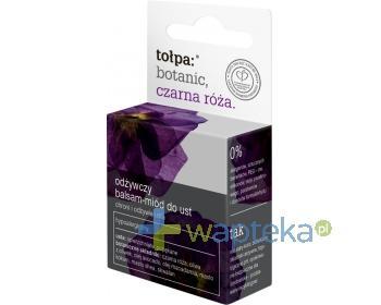 Tołpa botanic czarna róża odżywczy balsam-miód do ust 8 ml