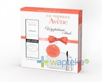 Avene Ystheal krem przeciwzmarszczkowy pod oczy 15 ml + tusz do rzęs wysoka tolerancja + kosmetyczka [ZESTAW]