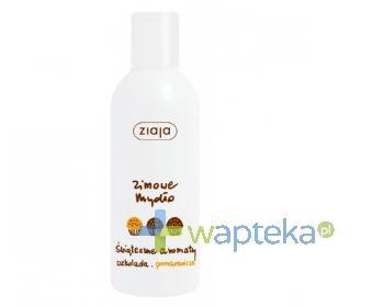 Ziaja zimowe mydło czekolada pomarańcza 200 ml