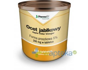 Ocet Jabłkowy Forma Proszkowa 5% tabletki 180 sztuk PHARMOVIT