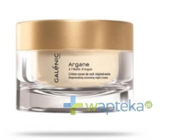 GALENIC ARGANE Krem intensywnie regenerujący na noc 50ml + ekskluzywna kosmetyczka GRATIS!