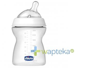 Chicco Butelka NaturalFeeling 2m+ 250 ml