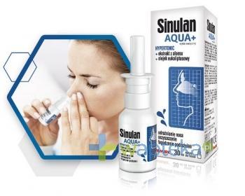 Sinulan Aqua+ 30 ml  - NIELOT