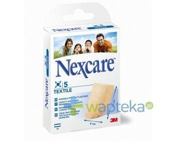 Plaster Nexcare Textil 10 x 6cm 5 sztuk