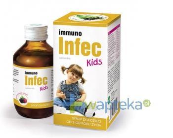 ImmunoINFEC Kids syrop 150 ml - Krótka data ważności 31-01-2017