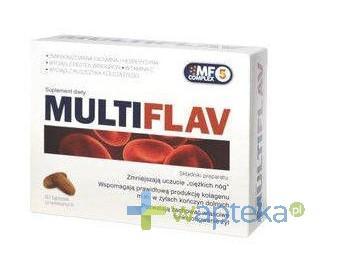 Multiflav 60 tabletek