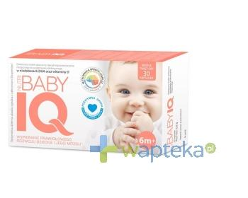Nutri Baby IQ 6mc+ 30 kapsułek