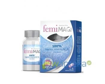 Femimag Plus 30 tabletek