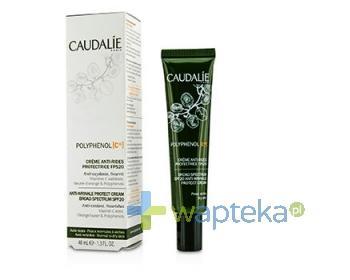 CAUDALIE Polyphenol C15 Krem przeciwzmarszczkowy 40ml + CAUDALIE żel pod prysznic The Des Vignes 200ml [GRATIS] - [WYPRZEDAŻ]