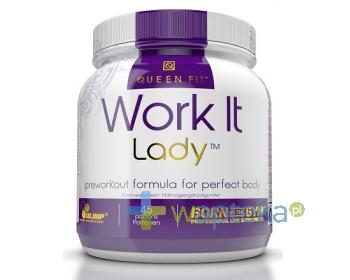 Olimp Work It Lady Fresh Lemon 337,5g