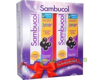 Sambucol Junior duopak 2 x 120ml