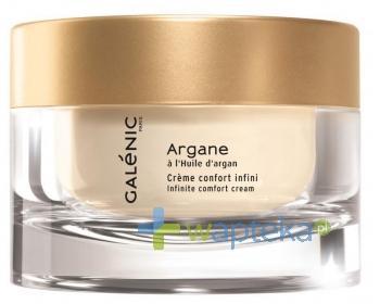 GALENIC ARGANE Krem odżywczy skóra bardzo sucha 50 ml + ARGANE krem 3 ml GRATIS!