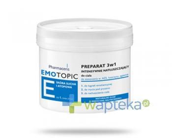 Pharmaceris E Emotopic preparat do ciała 3w1 do kąpieli, mycia i pielęgnacji 400 ml