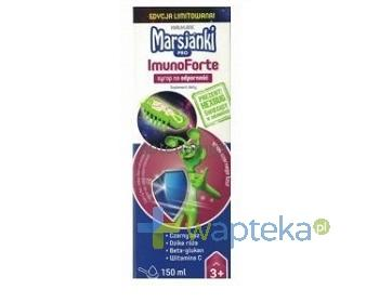 Marsjanki Pro ImunoForte Syrop (3+) + Hexbug